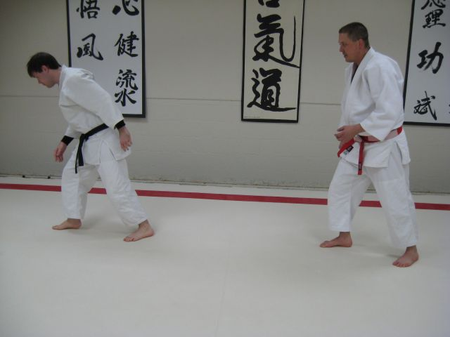 Ground Self-Defense, Part 6 - Kaze Uta Budo Kai